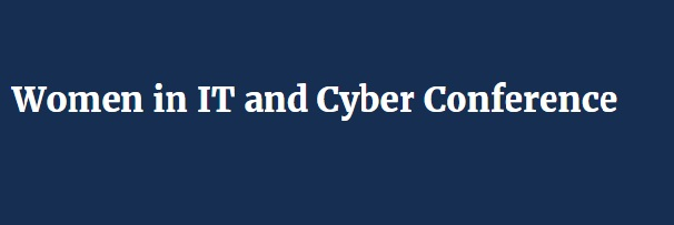CIO Council hosted Women in IT and Cyber Conference