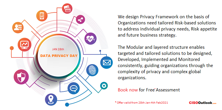 Data Privacy Day on January 28th, 2021