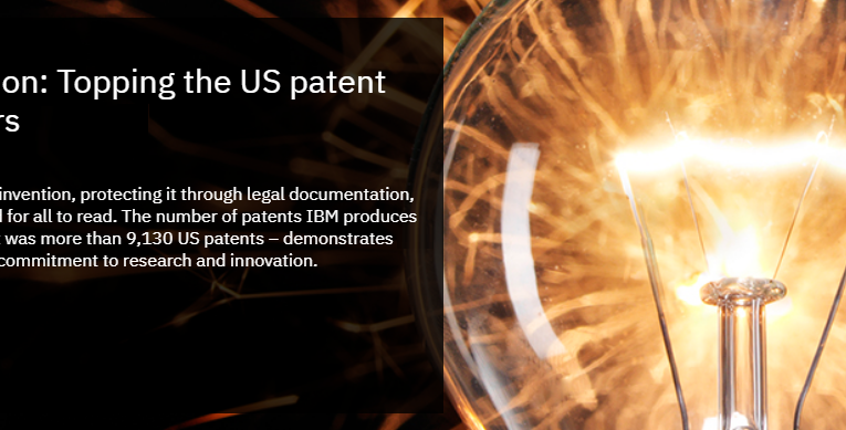 IBM Tops U.S. Patent List for 28th Consecutive Year with Innovations in Cybersecurity